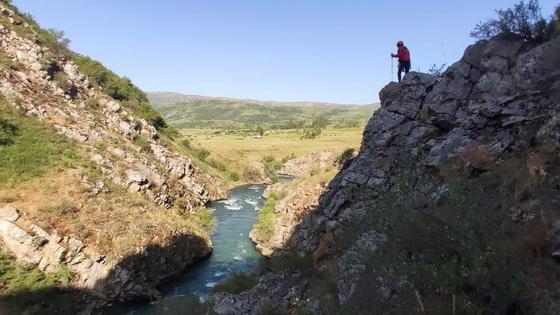 Горы в Туркестанской области