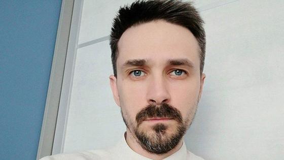 Украинский актер Иван Марченко