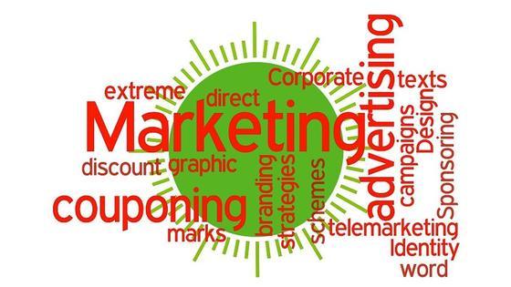 слова, которые ассоциируются с маркетингом