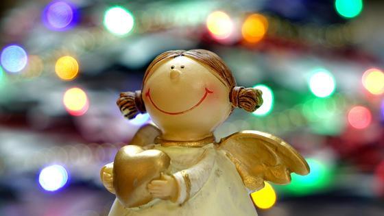 статуэтка ангела