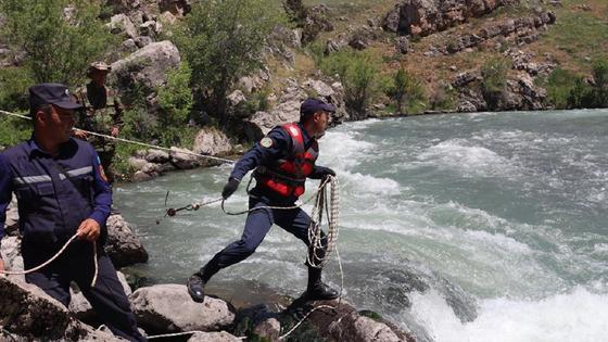 Тело нашли в Туркестанской области