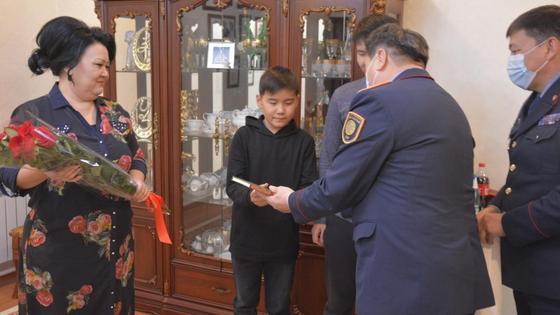 пресс-служба ДП Жамбылской области