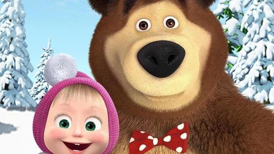 «Маша и Медведь»: самые смешные серии