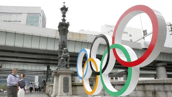 Официальная олимпийская эмблема