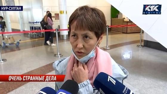 Мать погибшей казахстанки Айсулу Айтпаева