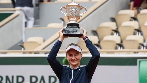 Теннисистка Барбора Крейчикова