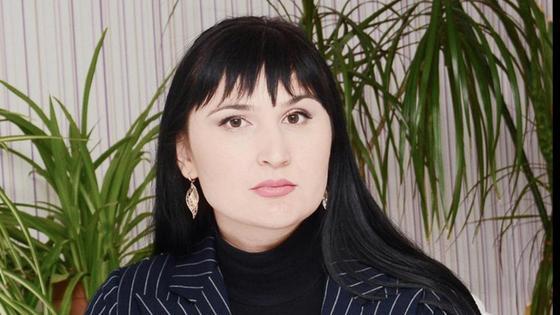 Эльмира Усенқызы