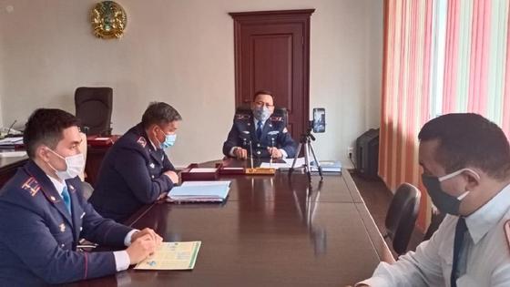 ДП Карагандинской области