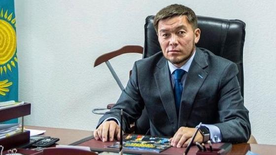 Марқұм Ерлан Бөтембаев