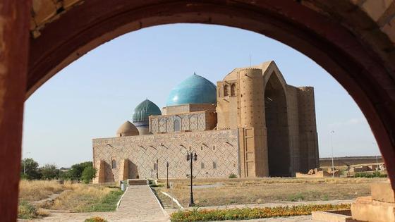 Панорама Туркестана