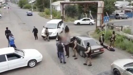 Спецоперация в Павлодарской области