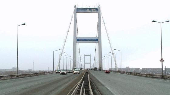 Мост в Семее