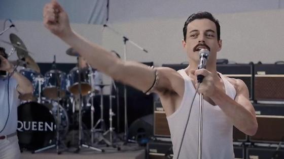 Кадр из фильма «Богемская рапсодия»
