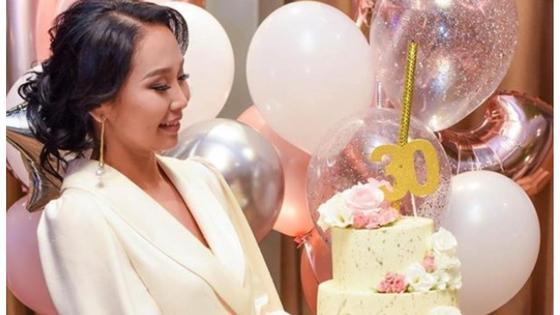 Аида Боранбай туған күнінде