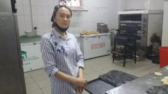 Өзбекстан азаматшасы