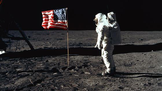 30 лет миссии Аполлона 11 на Луну