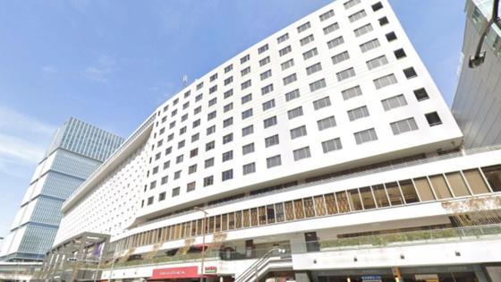 Отель в Токио