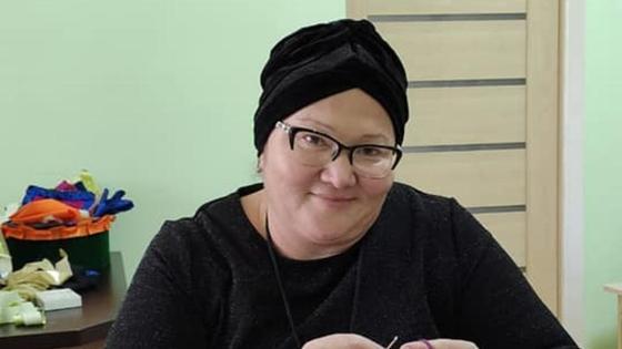 Аида Букаева