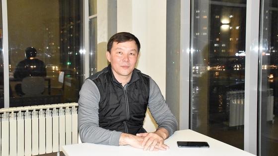 Асхат Шахаров