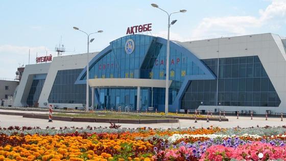 Аэропорт Актобе