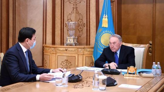 Назарбаев Көлігнов