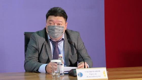 Ергали Сыдыманов