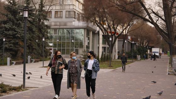 Люди на улице