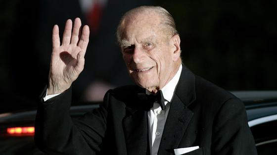 Принц Филипп в 2011 году
