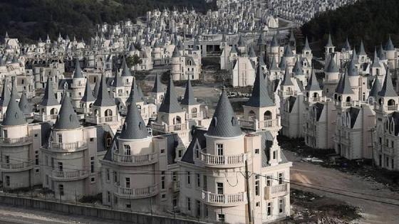 Замки в Турции