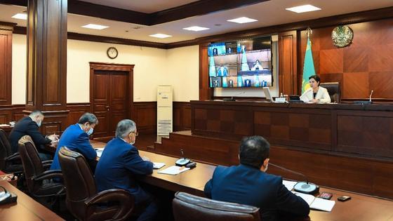 Қызылорда облысының 2021-2023 жылдарға арналған бюджеттік кеңес