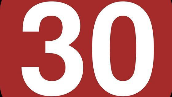 30 число