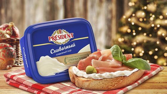 Сыр President