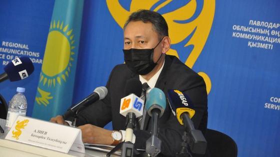 Батырбек Әлиев