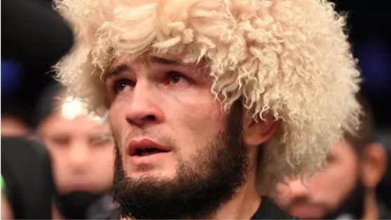 Хабиб Нурмагомедов мәлімдеме