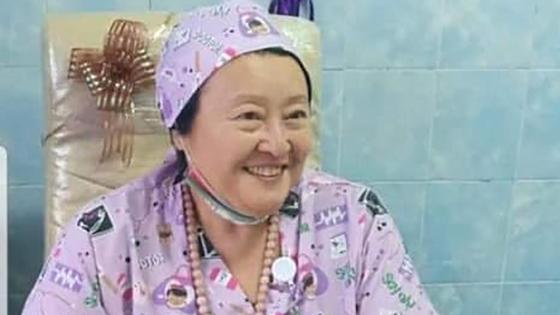 Акушер-гинеколог Гульмира Жатканбаева