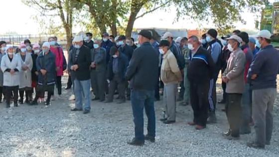 Фермеры собрались в Туркестанской области