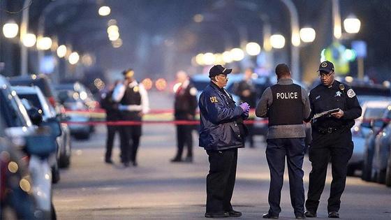 Полицейские на месте ДТП