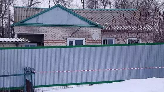 Дом бизнесмена в ЗКО