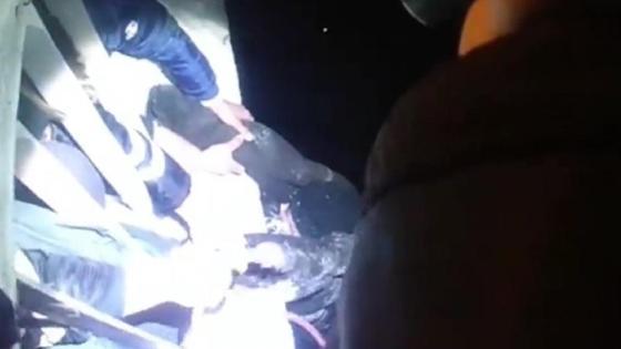 Мужчина сорвался с моста в Усть-Каменогорске
