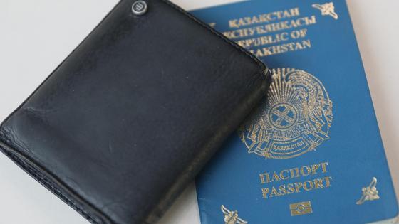 изображение кошелька и паспорта