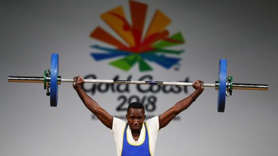 Угандалық спортшы