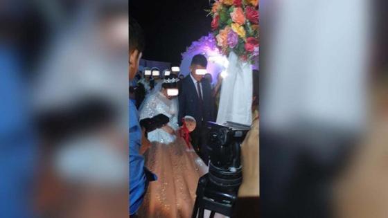 Свадьба в Мангистауской области