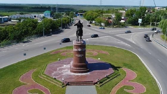 Панорама Петропавловска