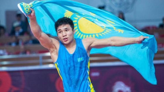 Казахстанский борец Нуркожа Кайпанов выиграл международный турнир в Италии