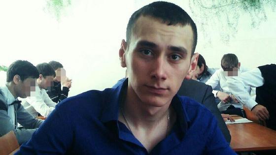 Александр Ладуда на занятиях