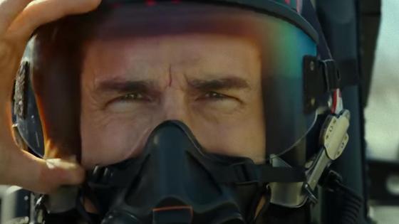 Кадр из фильма «Топ Ган: Мэверик»
