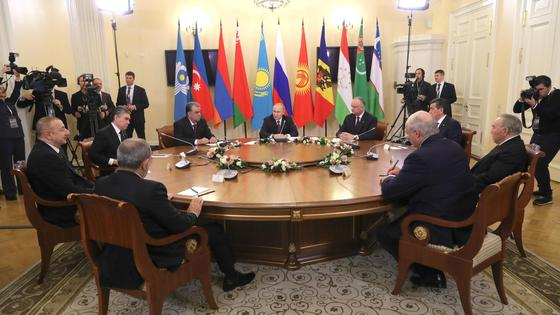 Неформальный саммит СНГ