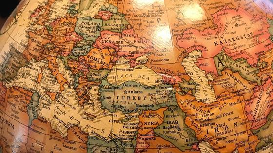 карта мира. глобус. границы. фото pixabay.com