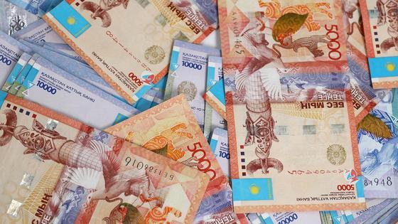 Денежная валюта Казахстана