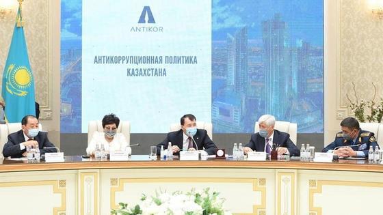 Алик Шпекбаев посетил Алматинскую область
